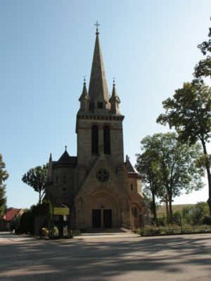 Kościół Parafialny wCieklinie