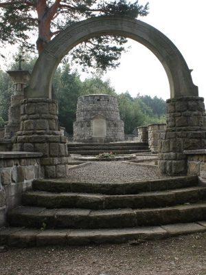 Cmentarz nr 11 w Woli Cieklińskiej