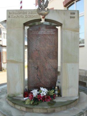 pomnik Dębowiec