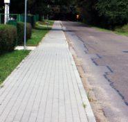 chodnik Cieklin