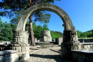 cmentarz Wola Cieklinska_I woja swiatowa