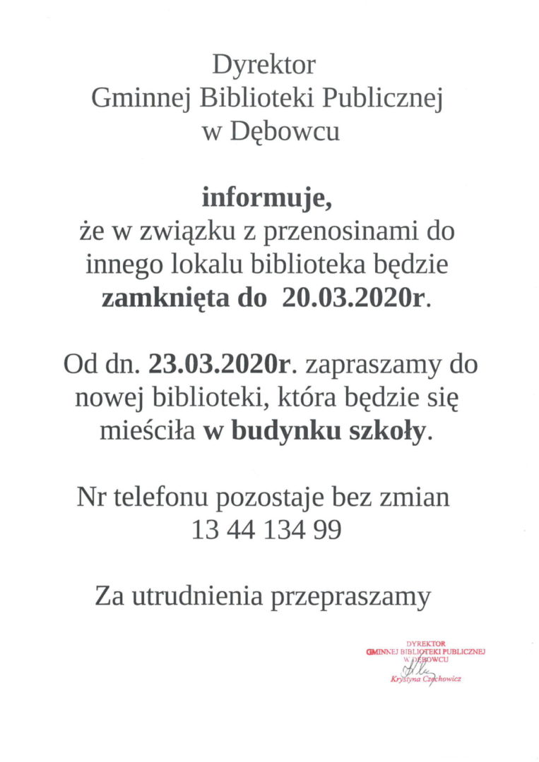 info_o_zamknieciu_biblioteki