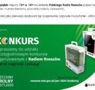 Konkurs zPolskim Radiem Rzeszów_PSR 2020