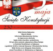 Świeto Konstytucji 3 Maja