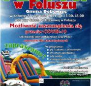 plakat festyn wFoluszu